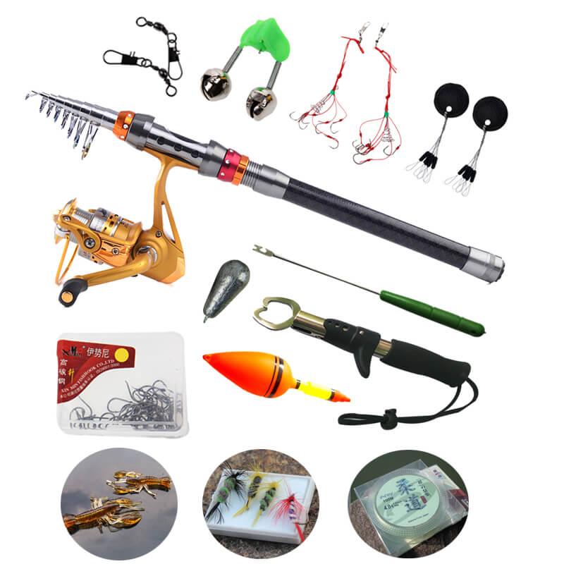 принадлежности и аксессуары для рыбаков
